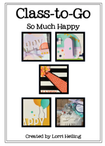 So Much Happy PDF Tutorial – $10