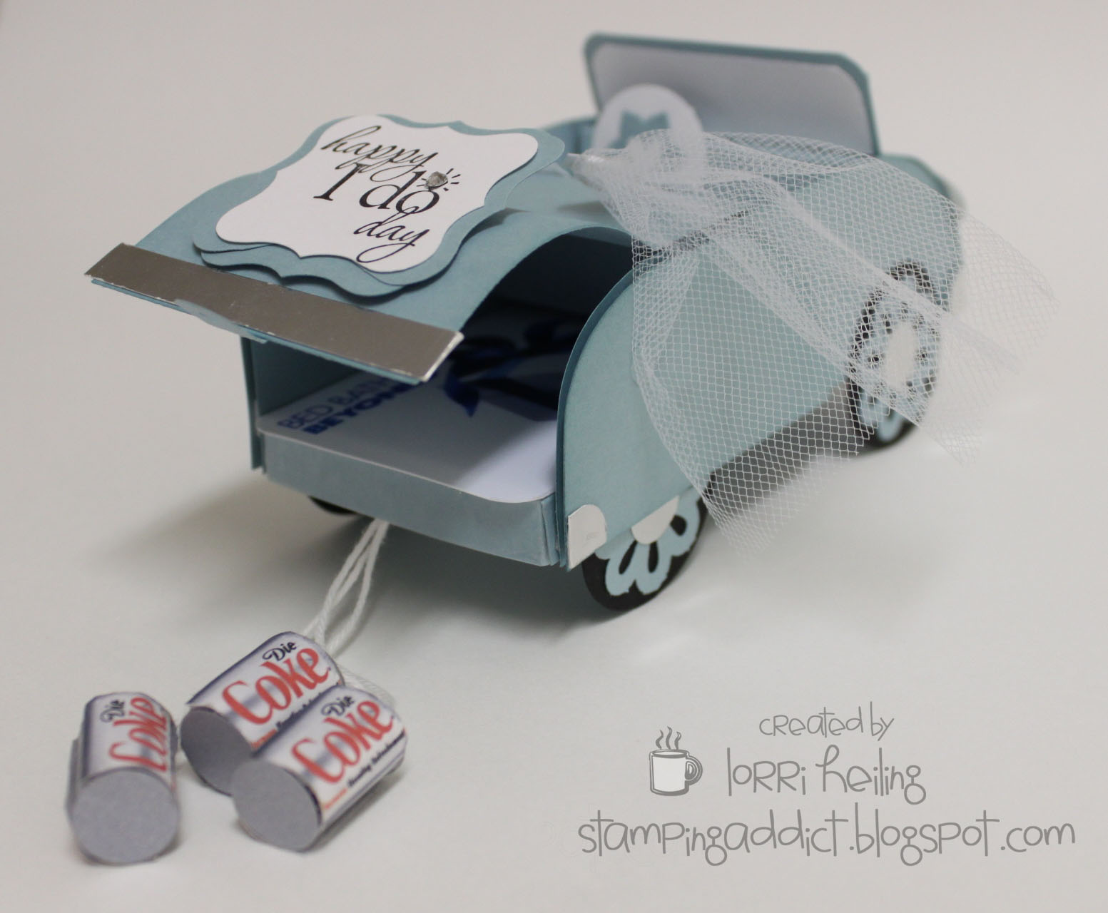 Wedding Anniversary Convertible Gift Card Holder Confessions Of A Stamping Addict