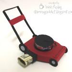 Push Lawn Mower Money Holder
